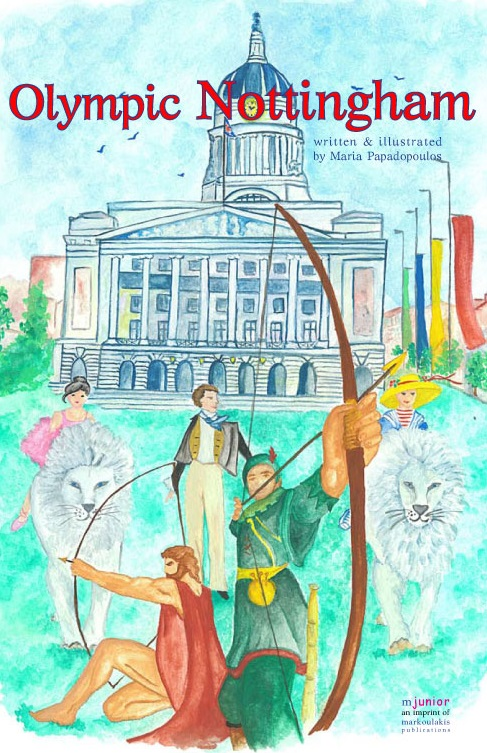 Olympic Nottingham Cover
