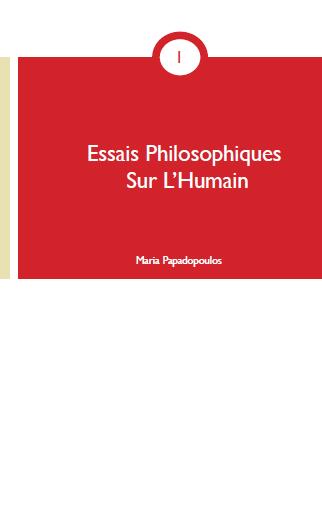 Eassais Philosophiques sur l'Humain