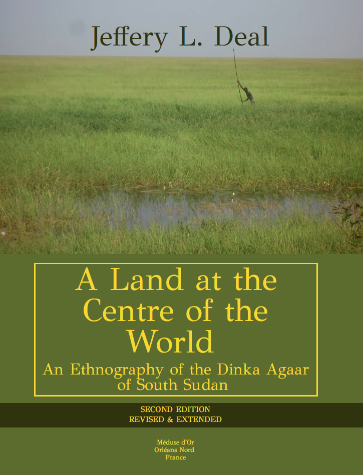 A Land at the Centre of the World - Book Cover - 2nd Edition